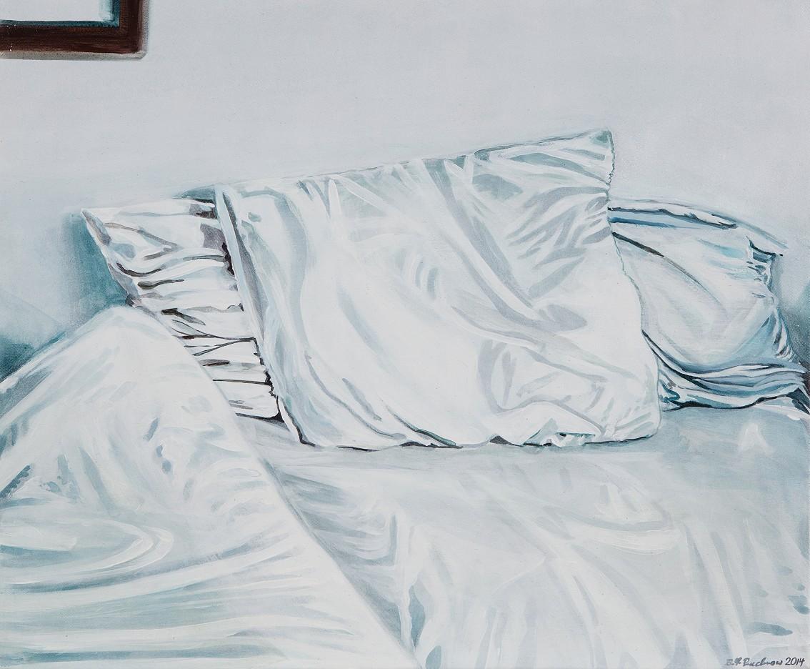 Bett, ungemacht