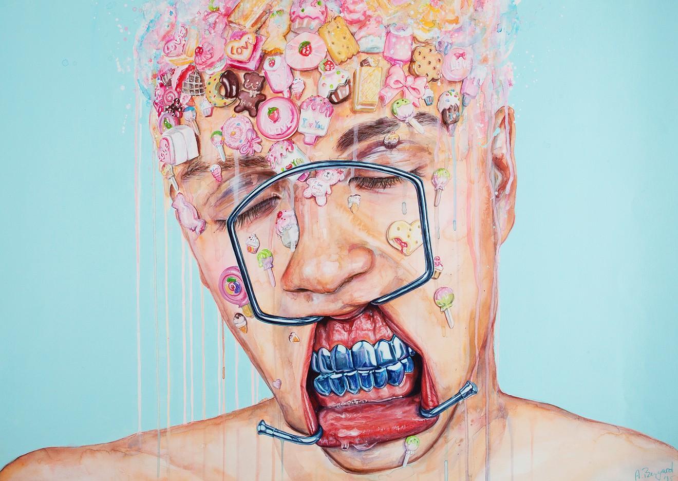 Toothache (feat. Candy Ken)
