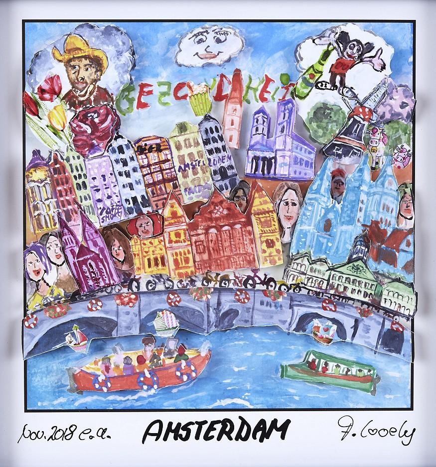 Amsterdam Gezondheit
