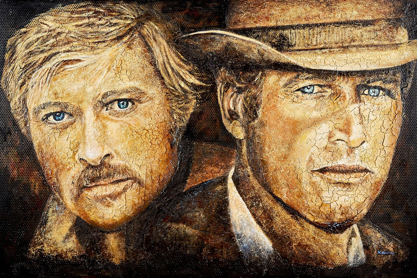 """two bandits"" Butch Cassidy & Sundance Kid"