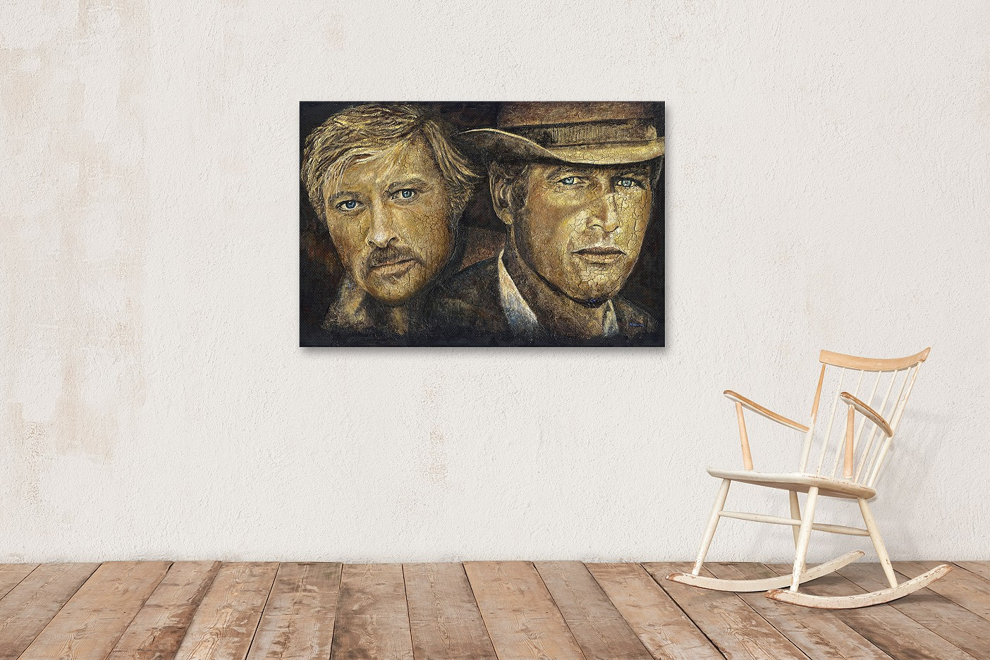 """two bandits"" Butch Cassidy & Sundance Kid"