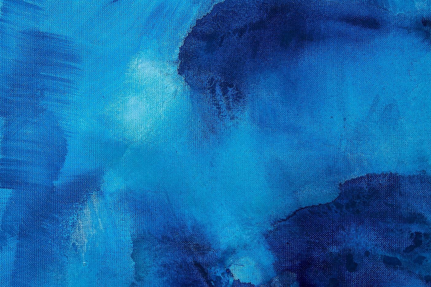 Blue Dreaming I Blaues Träumen
