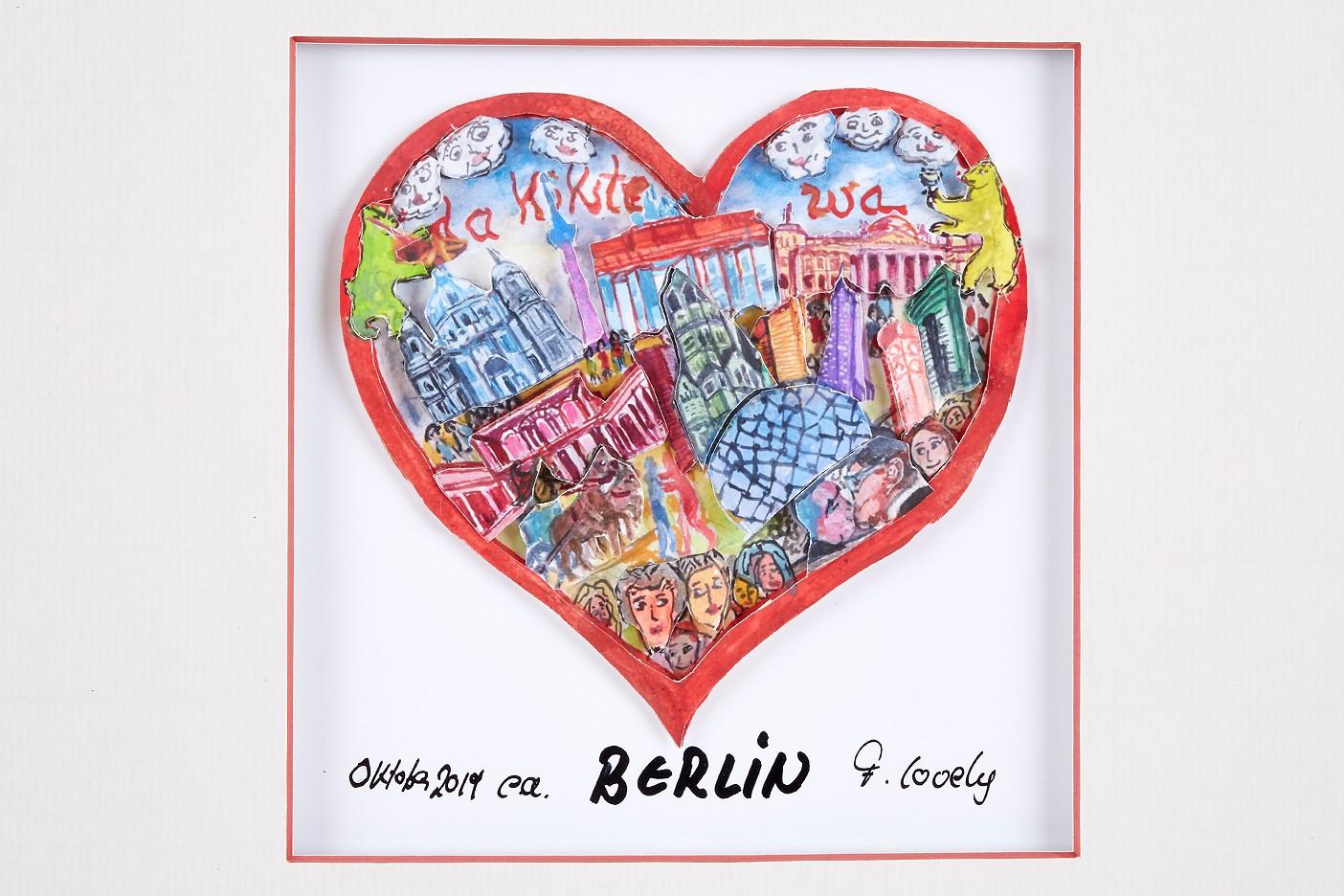 Berlin da kikste wa