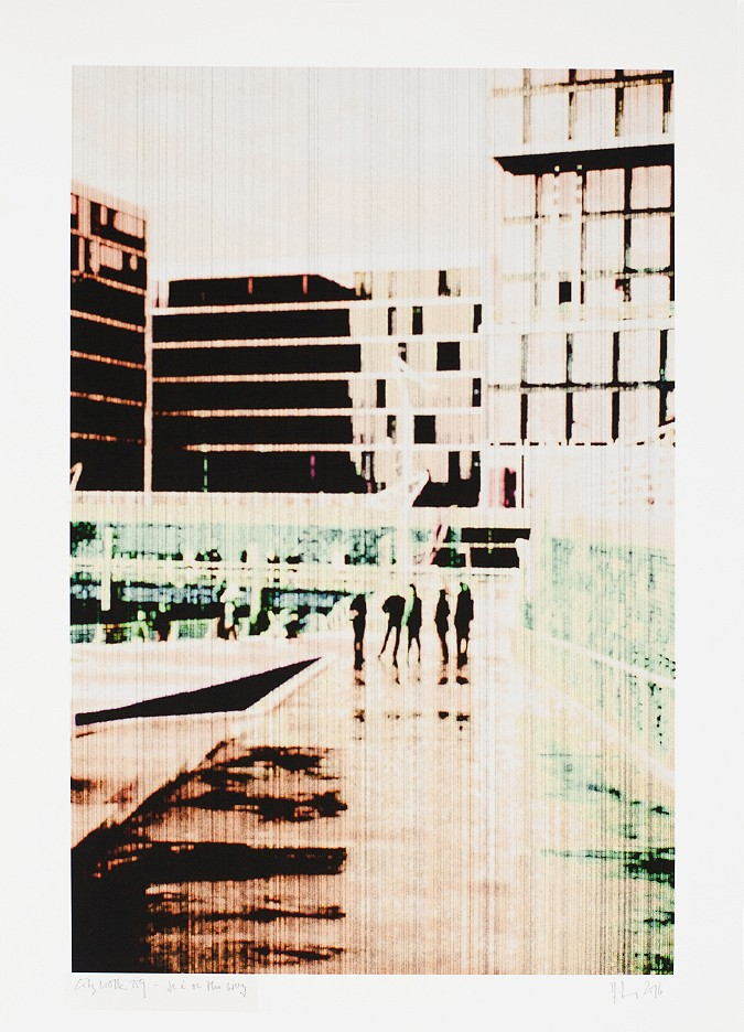 """City Walk 159, Editions-Serie """"on the way"""""""