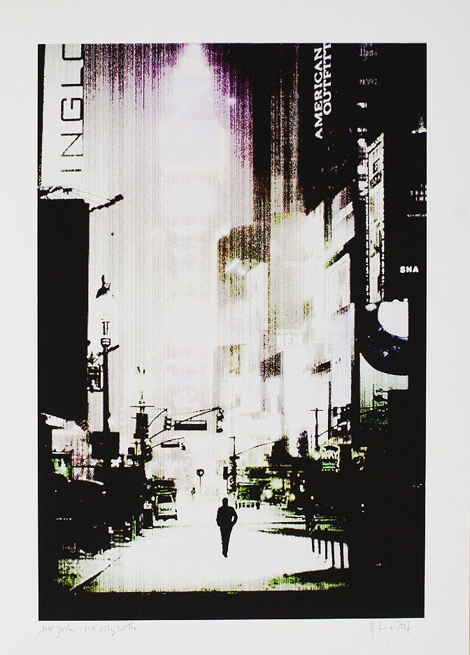 "New York, Editions-Serie ""City Walk"""