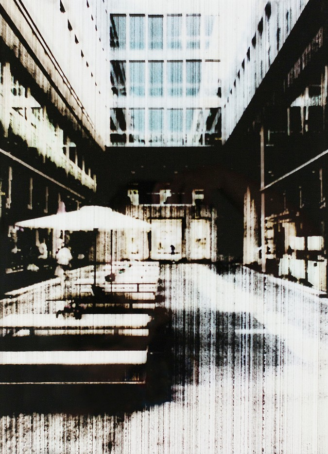 """Early Morning, Editions-Serie """"City Walk"""""""