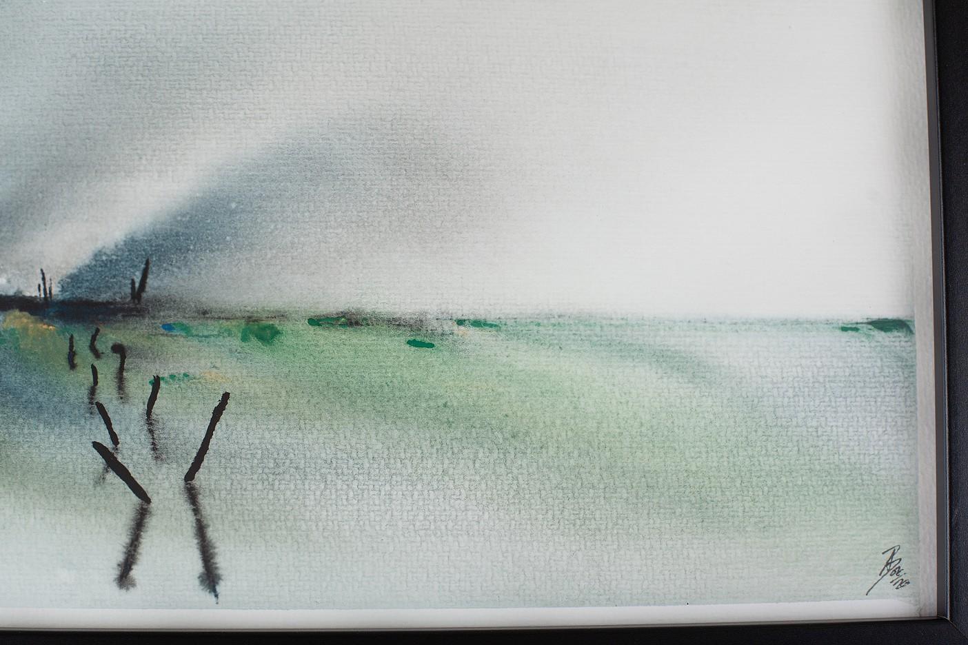 Misty Shore no. 104