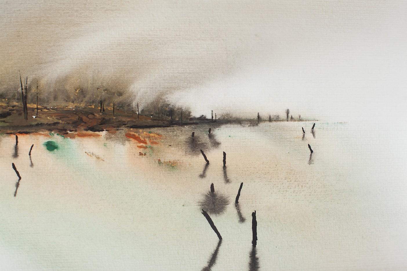 Misty Shore no. 106
