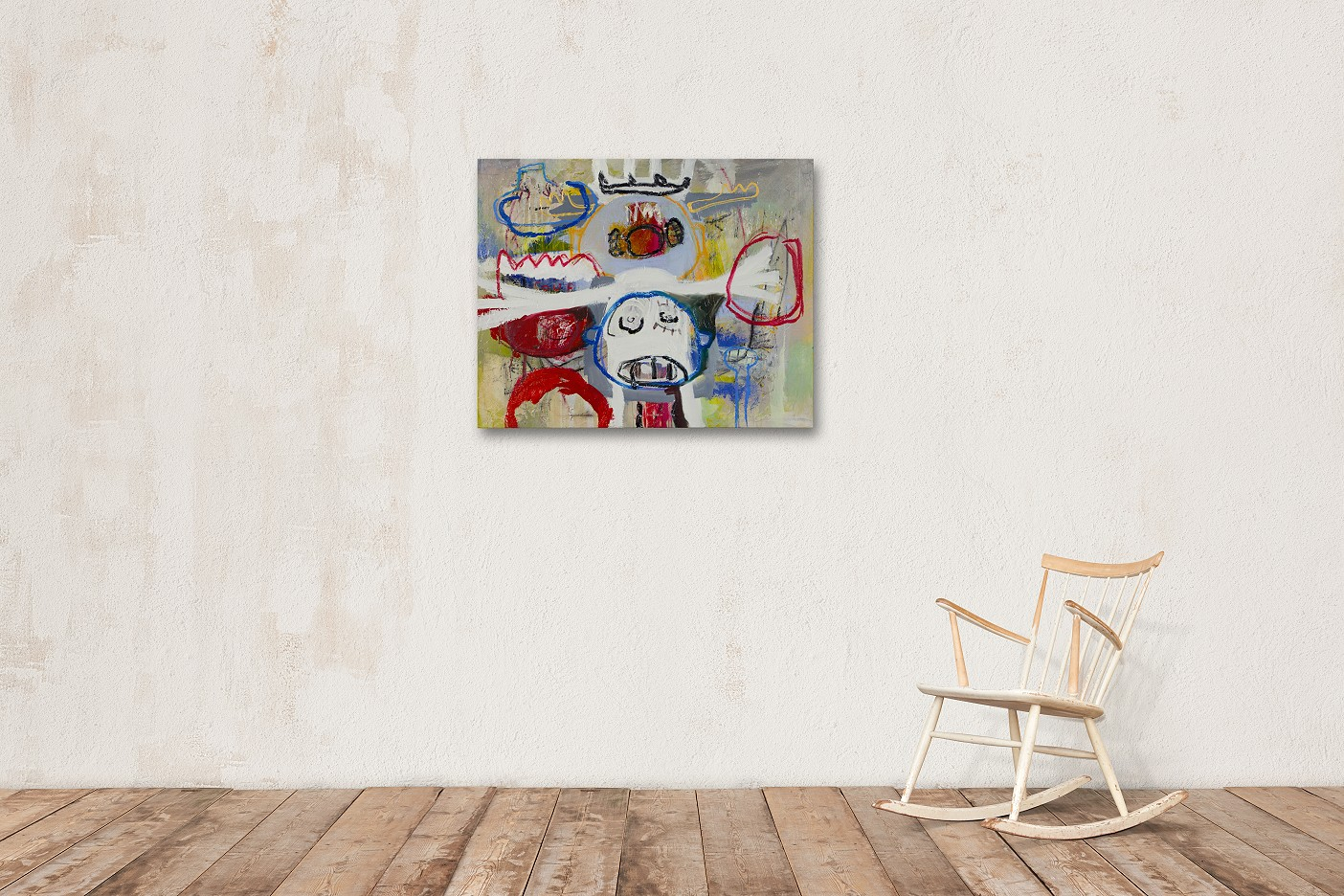 Sunshine men & baby blue