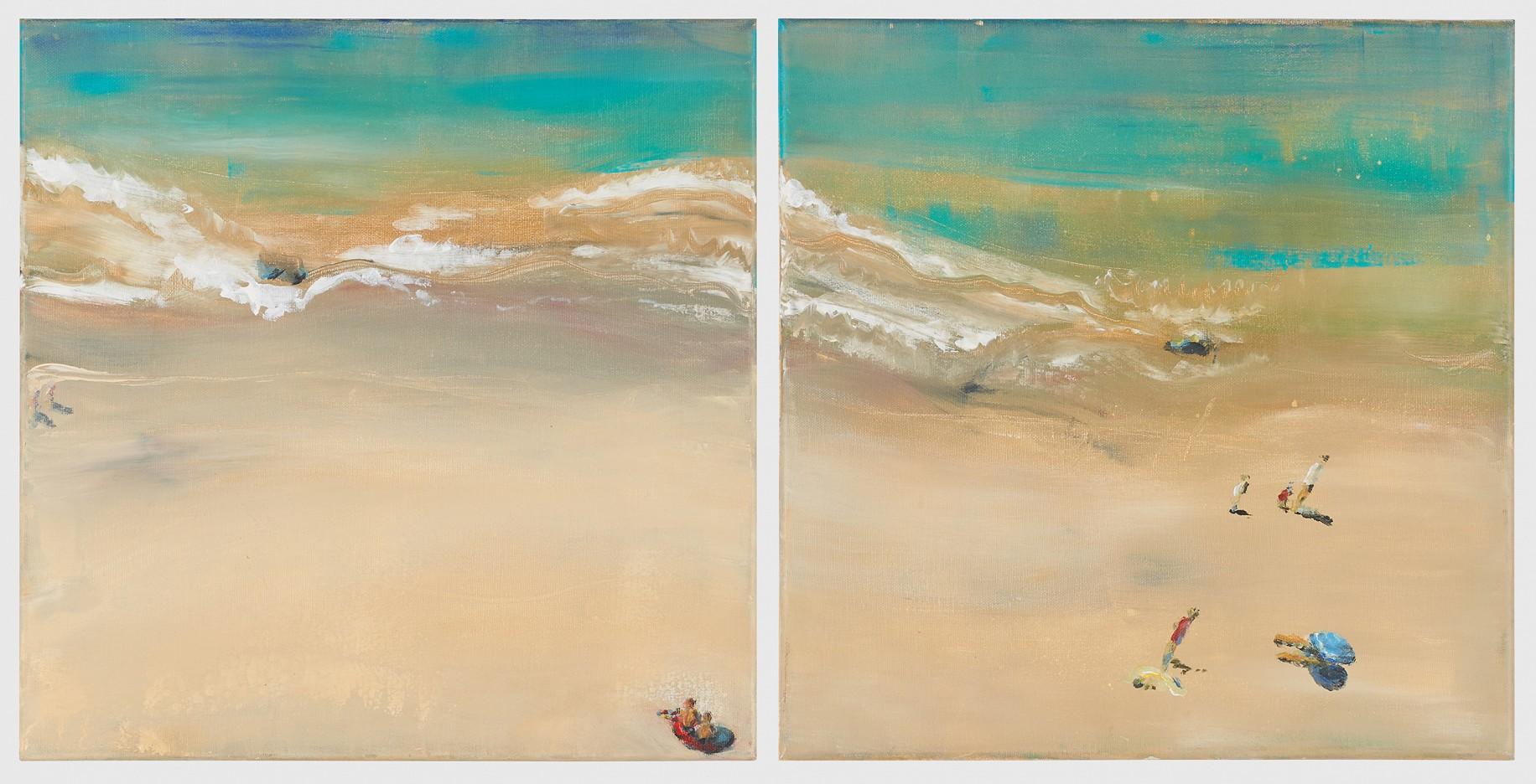 Am Meer I und II