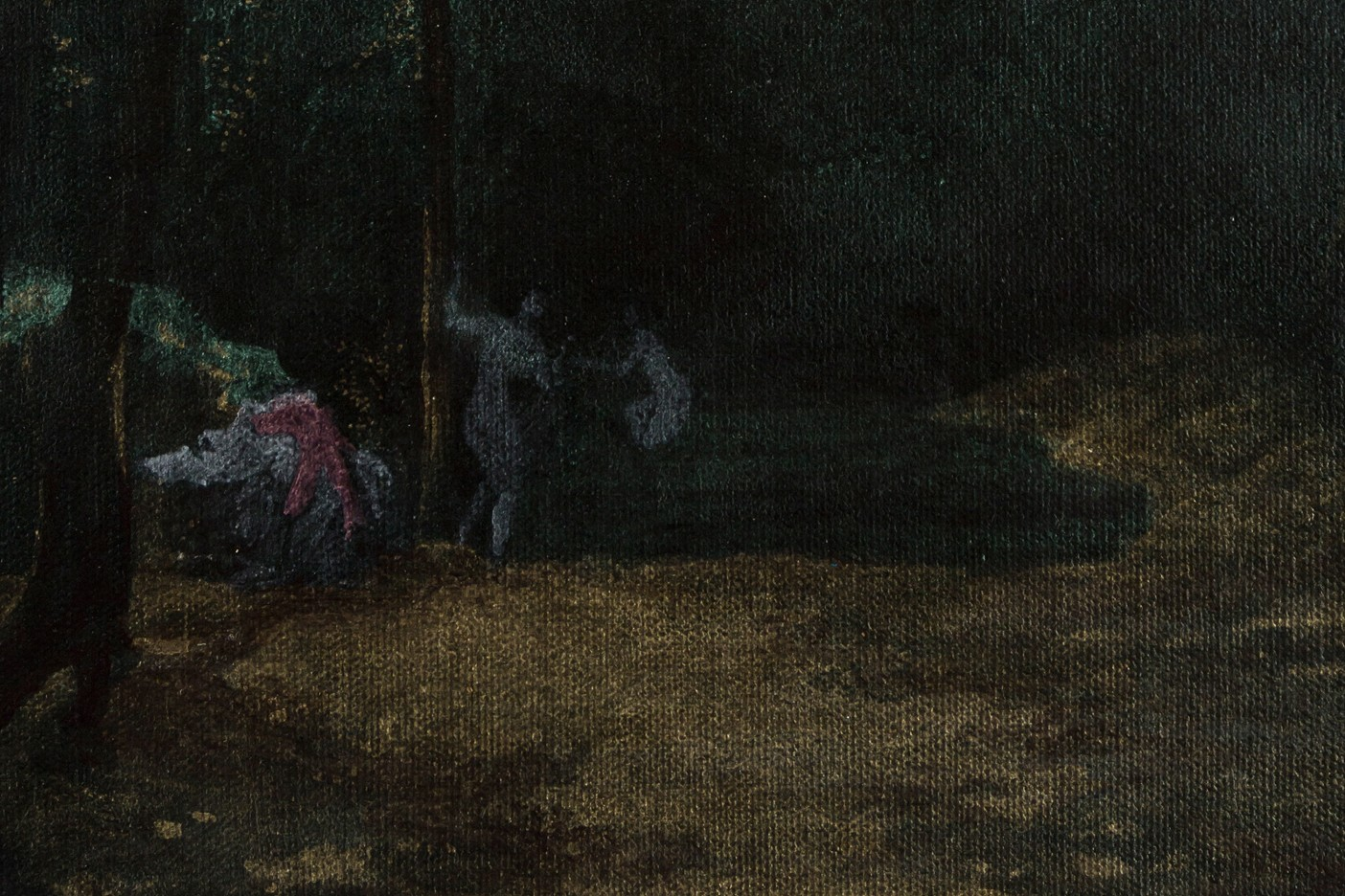 Geister im Park