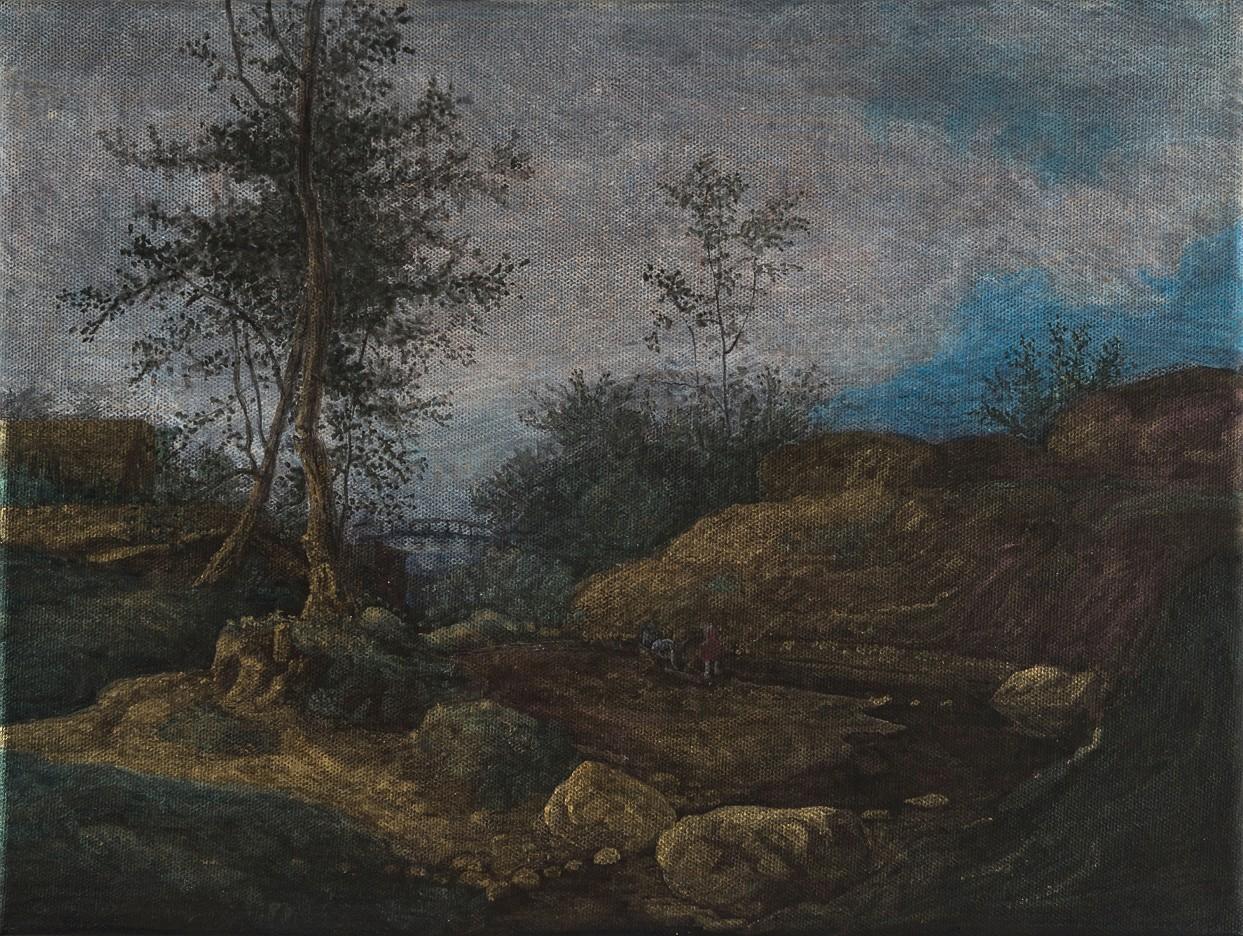 vergessene Landschaft