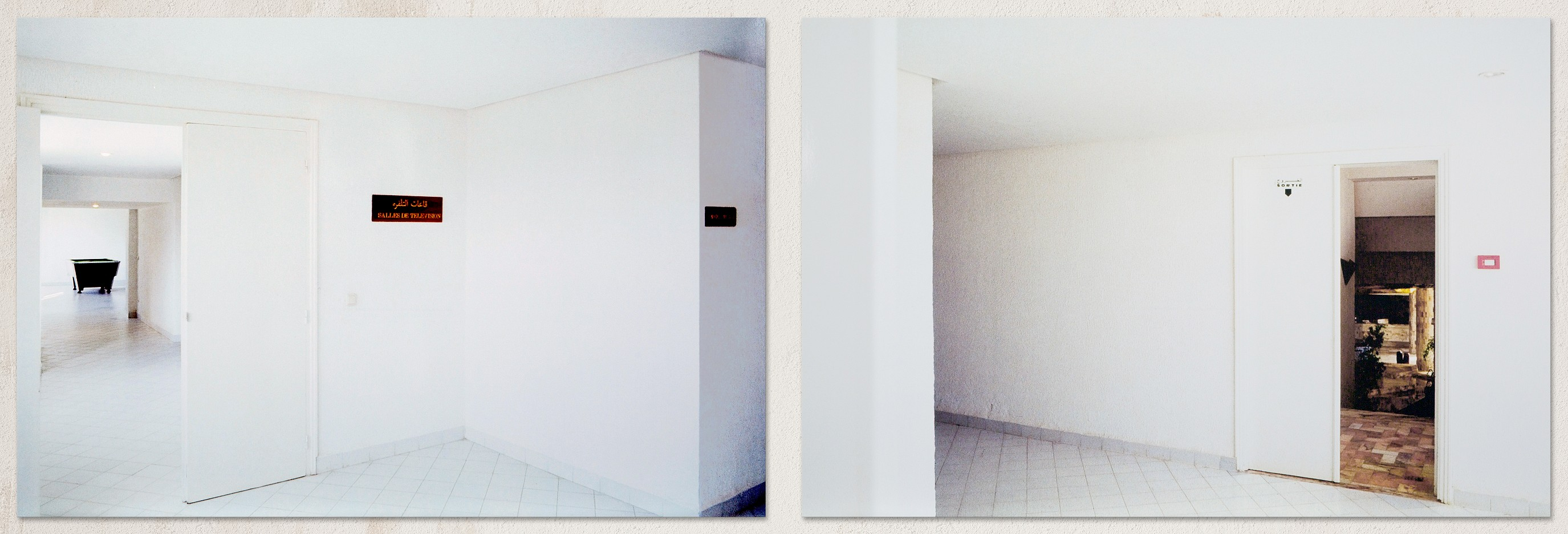 raum - Diptychon - Tafel 3