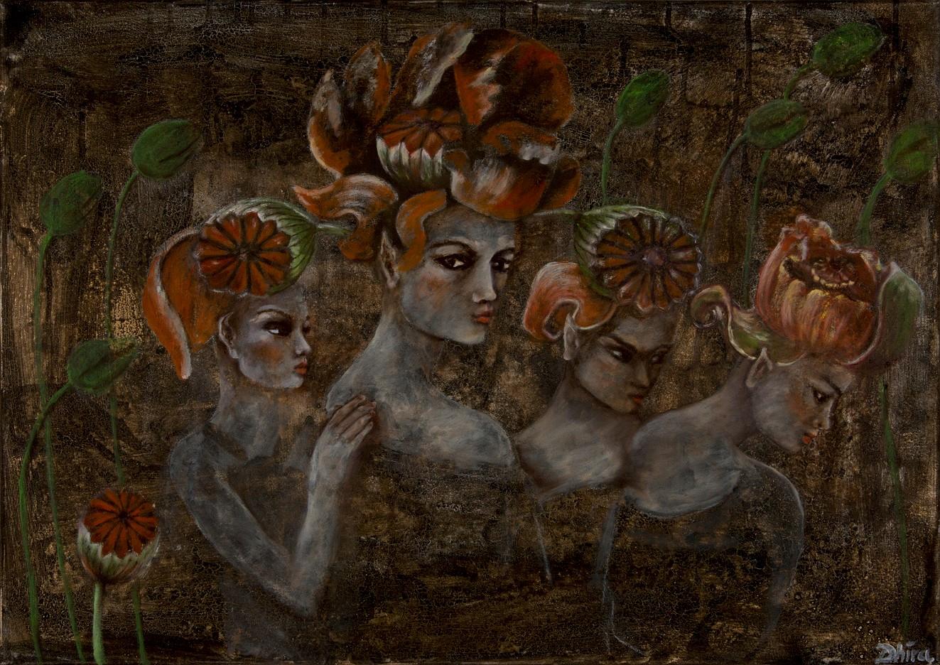 Die Mohnfrauen