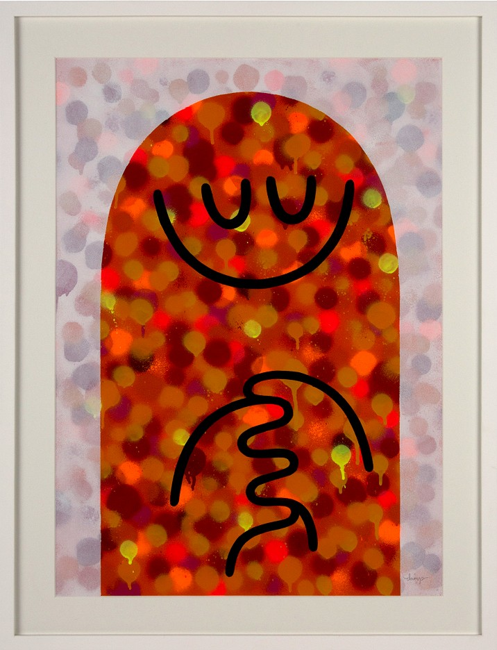 The Universe Within (Orange)