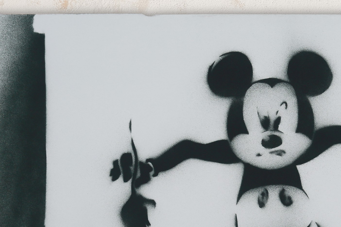 KVIUM EFFEKT, 8/8 - Mickey Mouse.