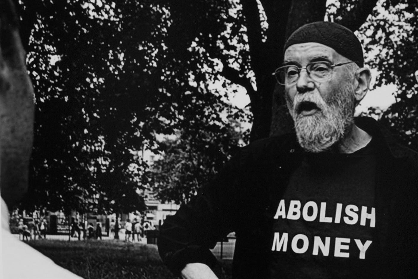 'Money, money, money'  The Speakers' Corner