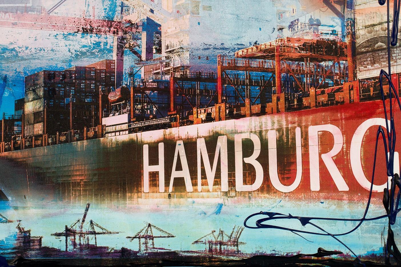 Hamburg - Leben am Hafen 2016