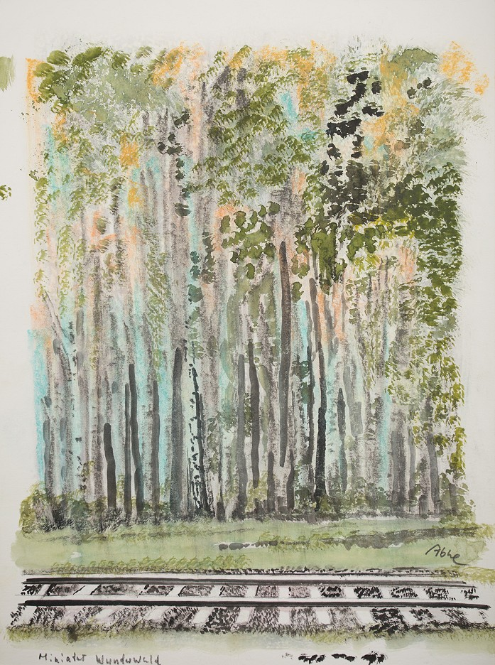 Miniatur-Wunderwald