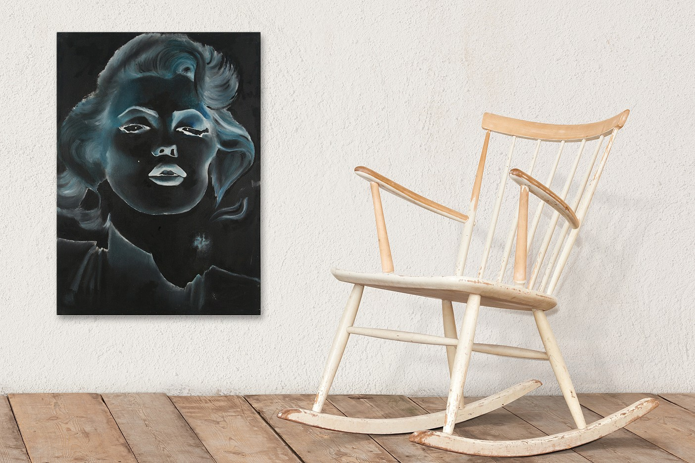 Marilyn in Black