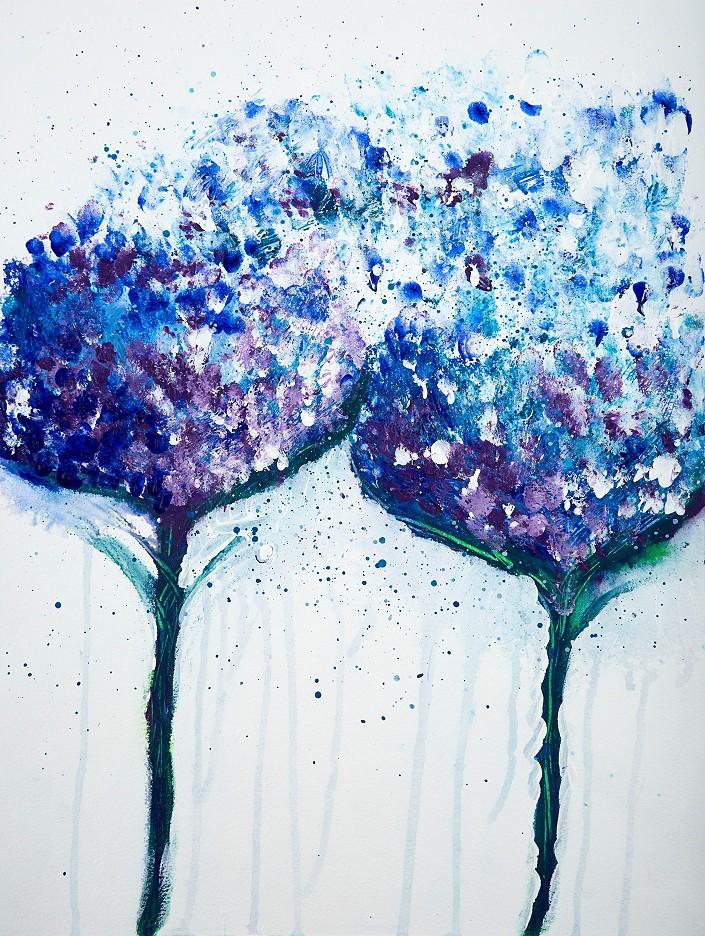 Märchenwald-Blumen