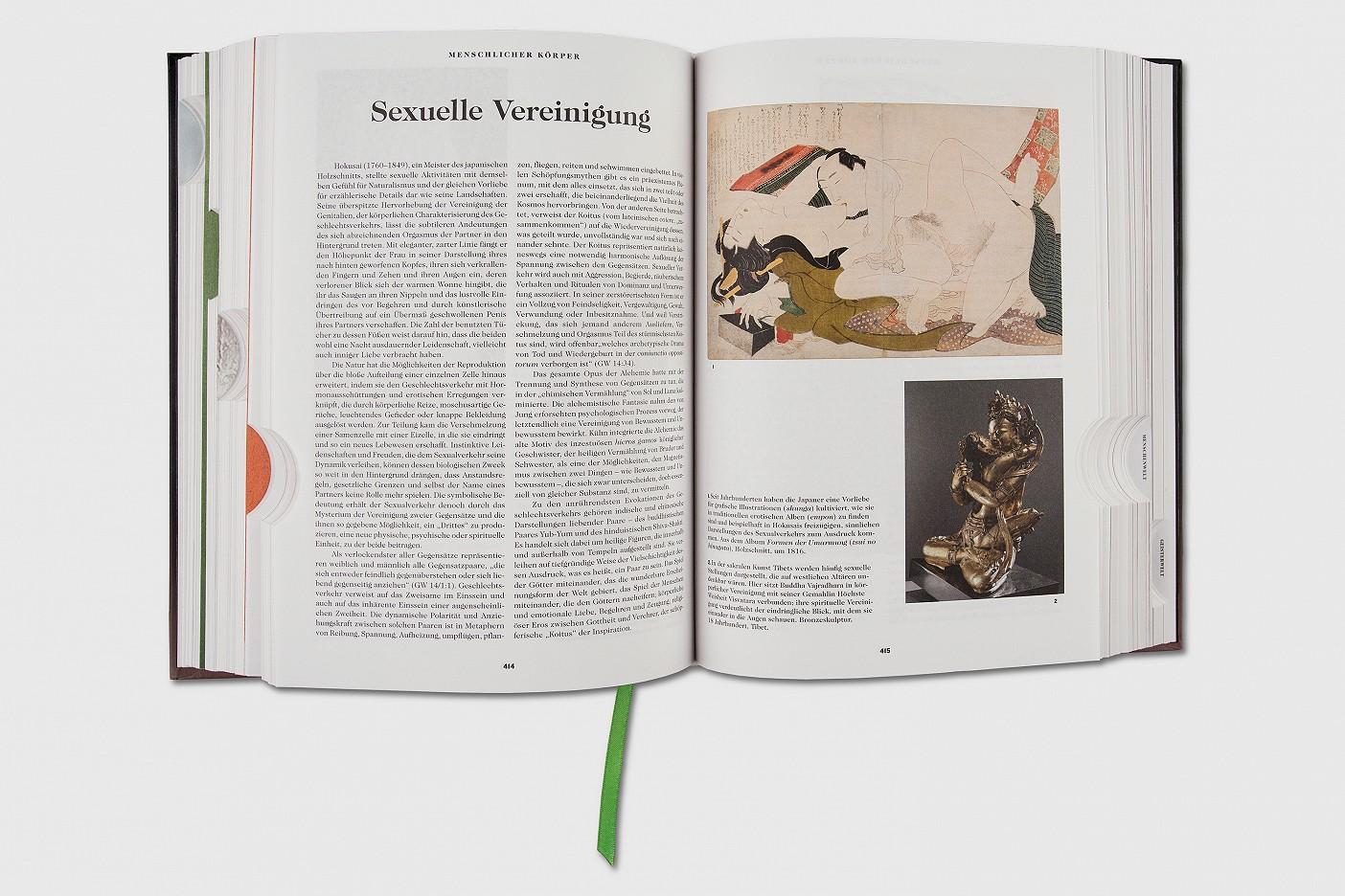 Das Buch der Symbole - Betrachtungen zu archetypischen Bildern