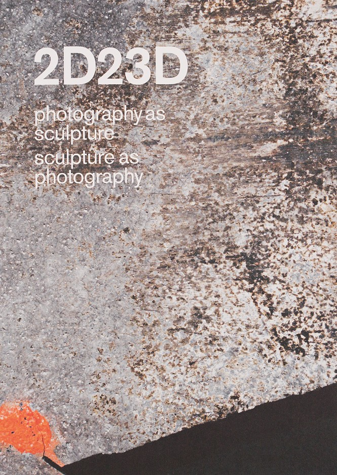 2D23D photography as sculpture, sculpture as photography