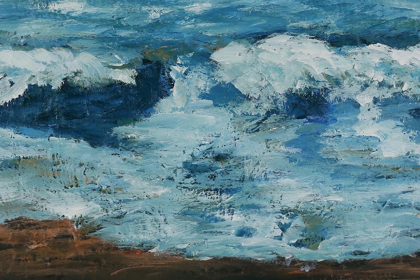 Das Meer vor Sylt