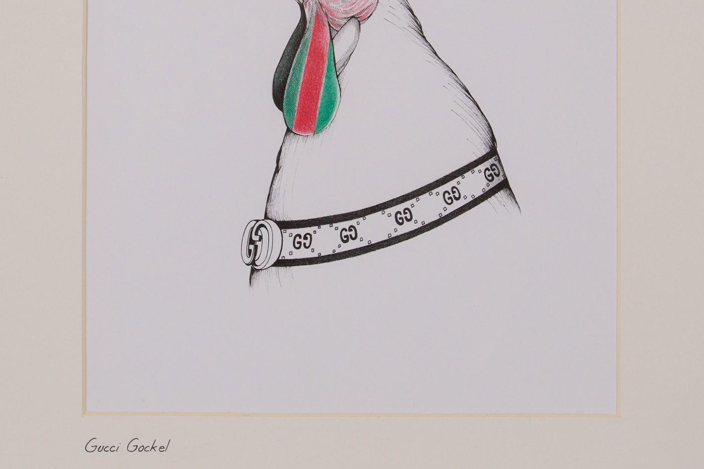 Gucci Gockel