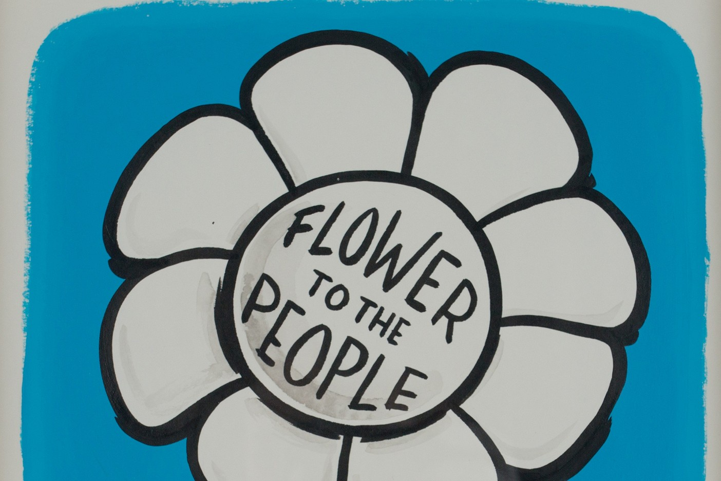 Flower to the people