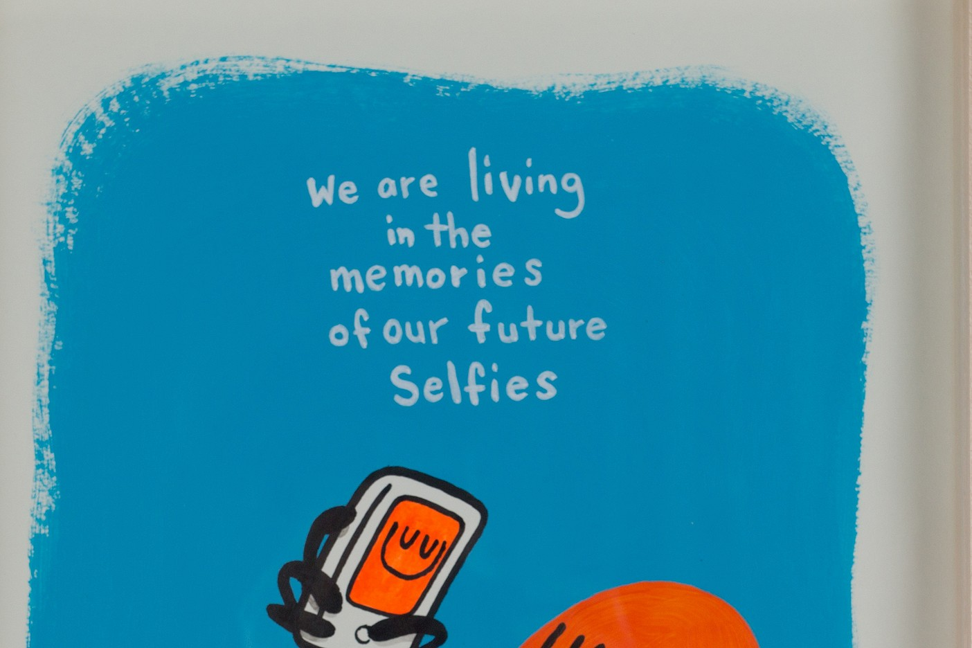 Our future selfies