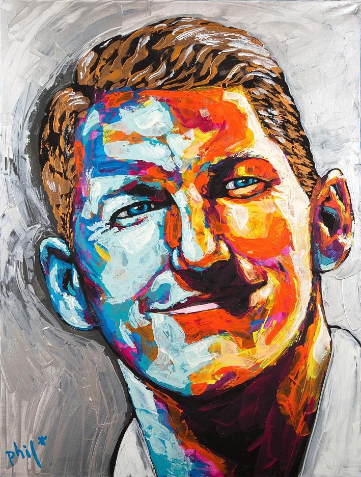 Portrait Bastian Schweinsteiger