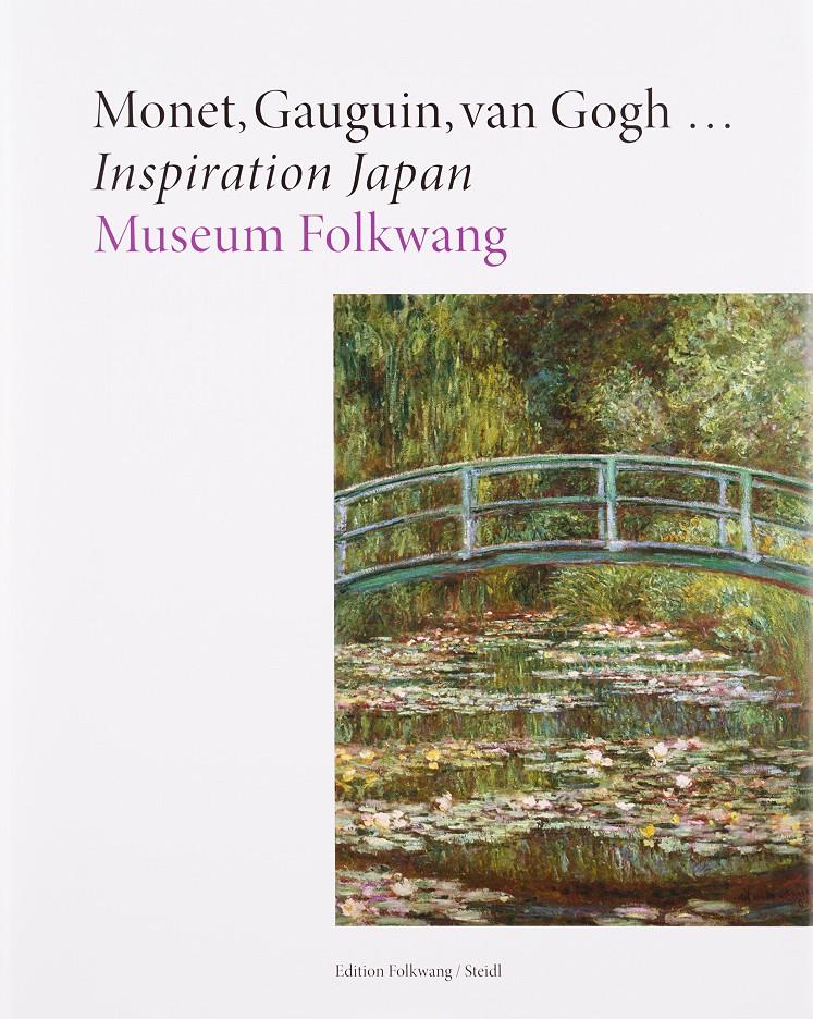 Monet, Gauguin, van Gogh... Inspiration Japan