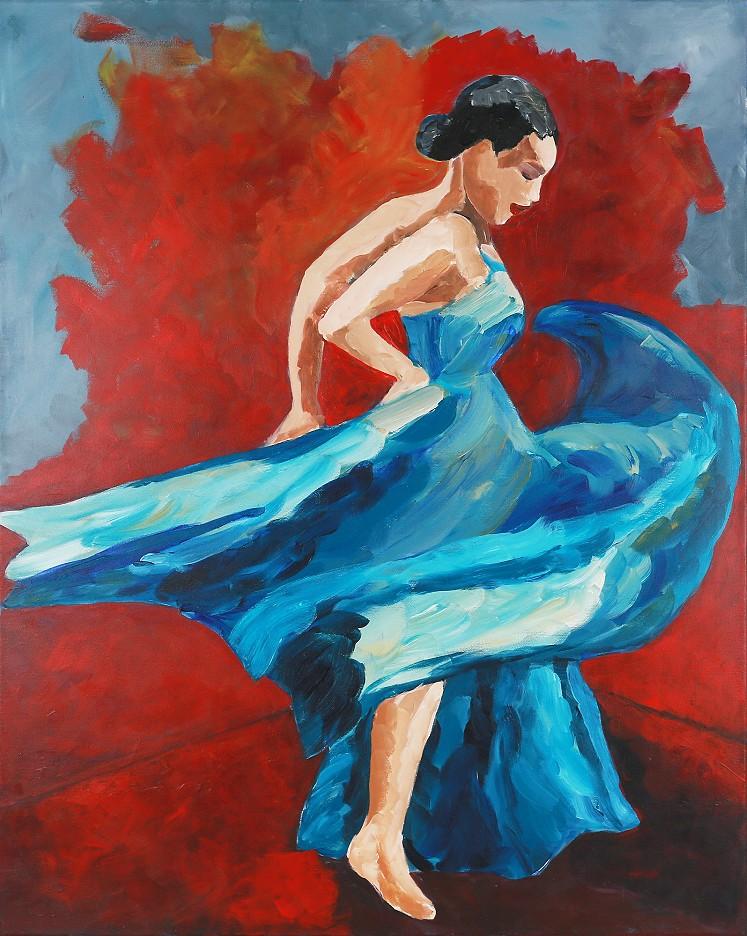 Dancing Pia