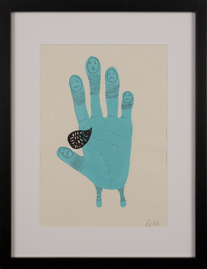 Thinking Fingers