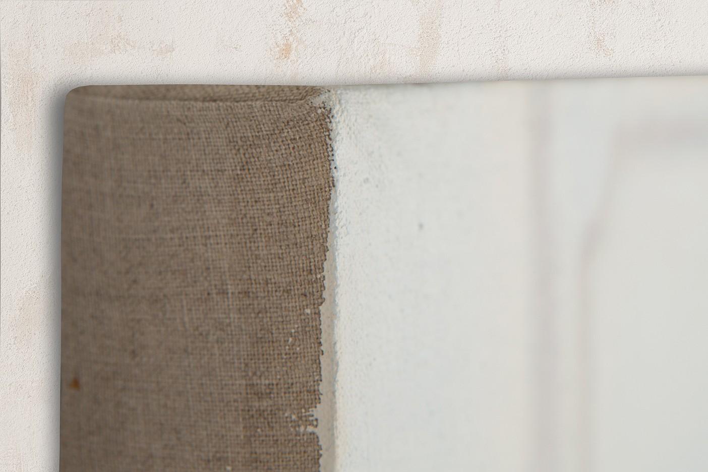 Linen on Wood II/ Leinen auf Holz II