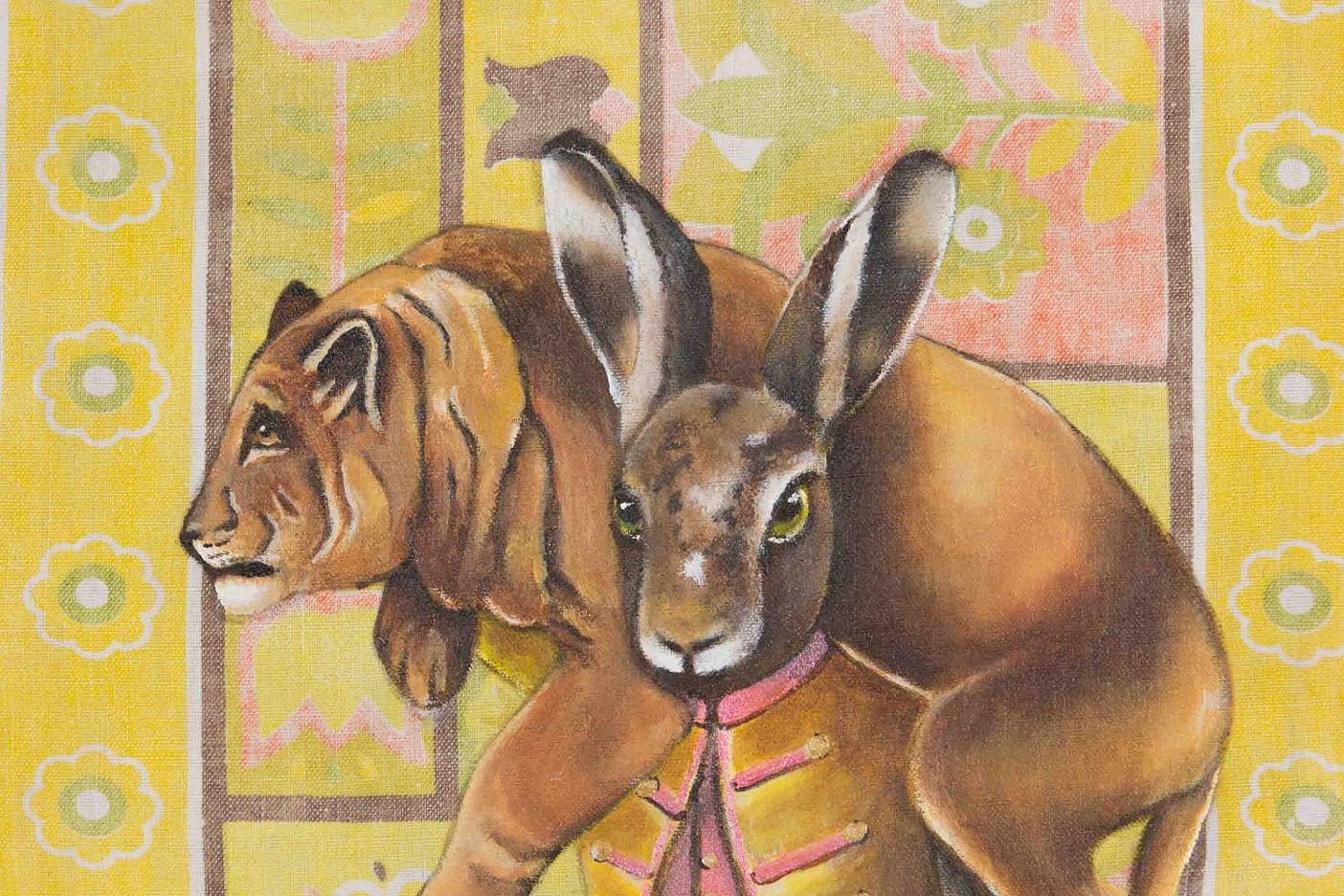Giant Rabbit schafft alles was er will