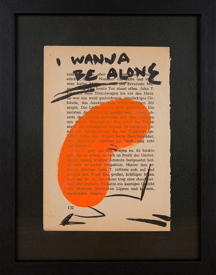Human Bean (I Wanna Be Alone)