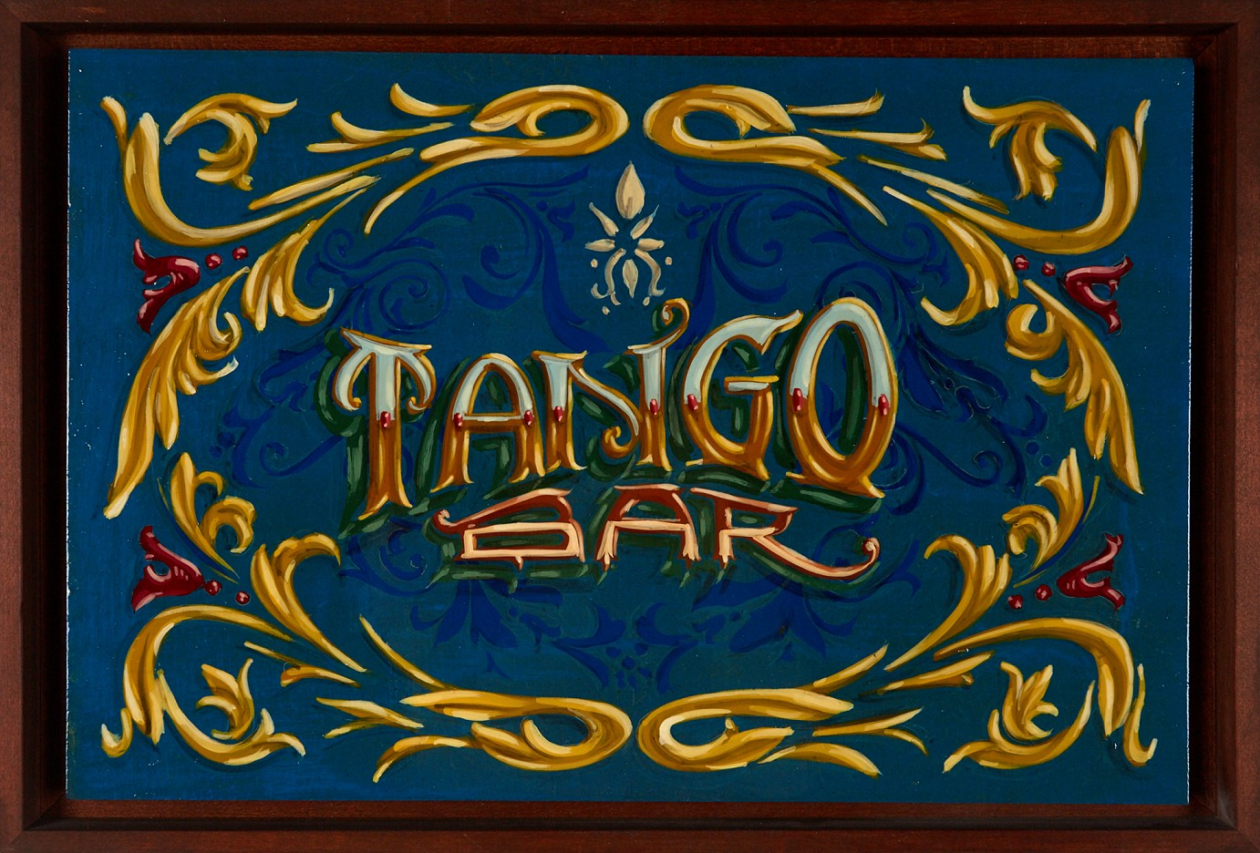 Tango Bar 2, en Filete Porteño