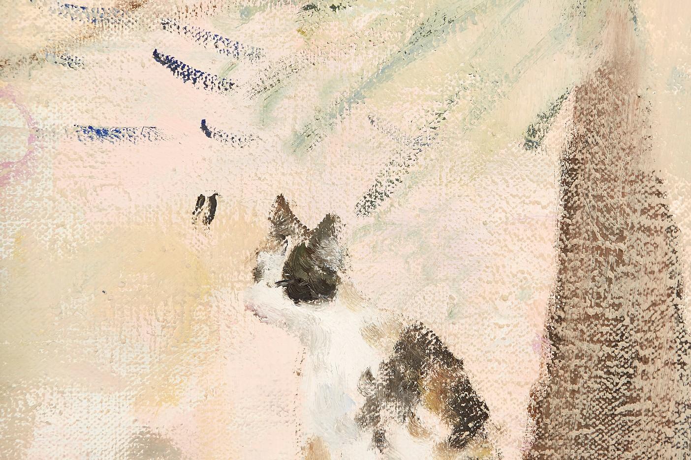 Die sizilianische Katze