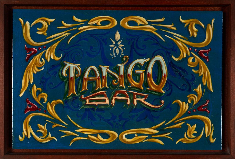 Tango Bar 2, en Filete Porteño