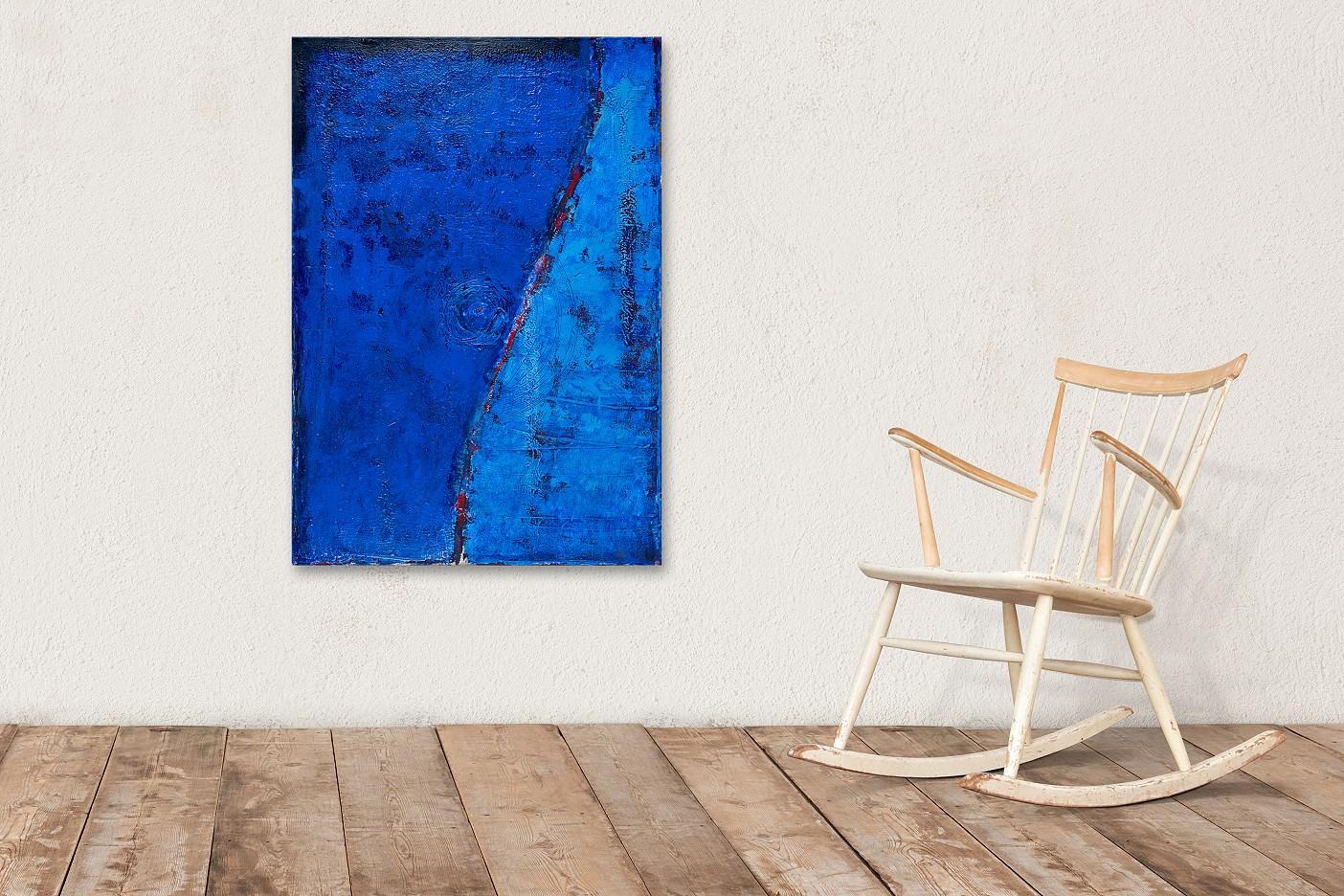 Bleu central