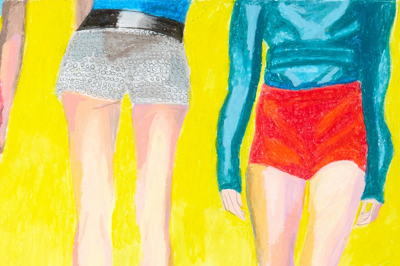 Wow Blog Legs