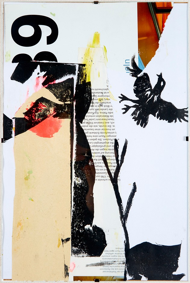 Scene with Bird