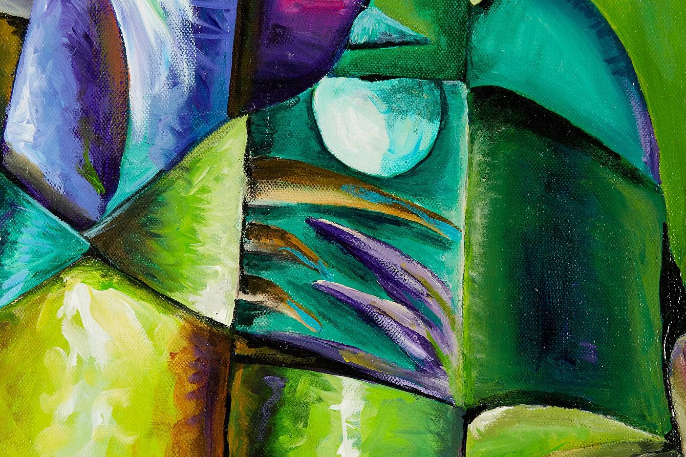 Violeta Verde