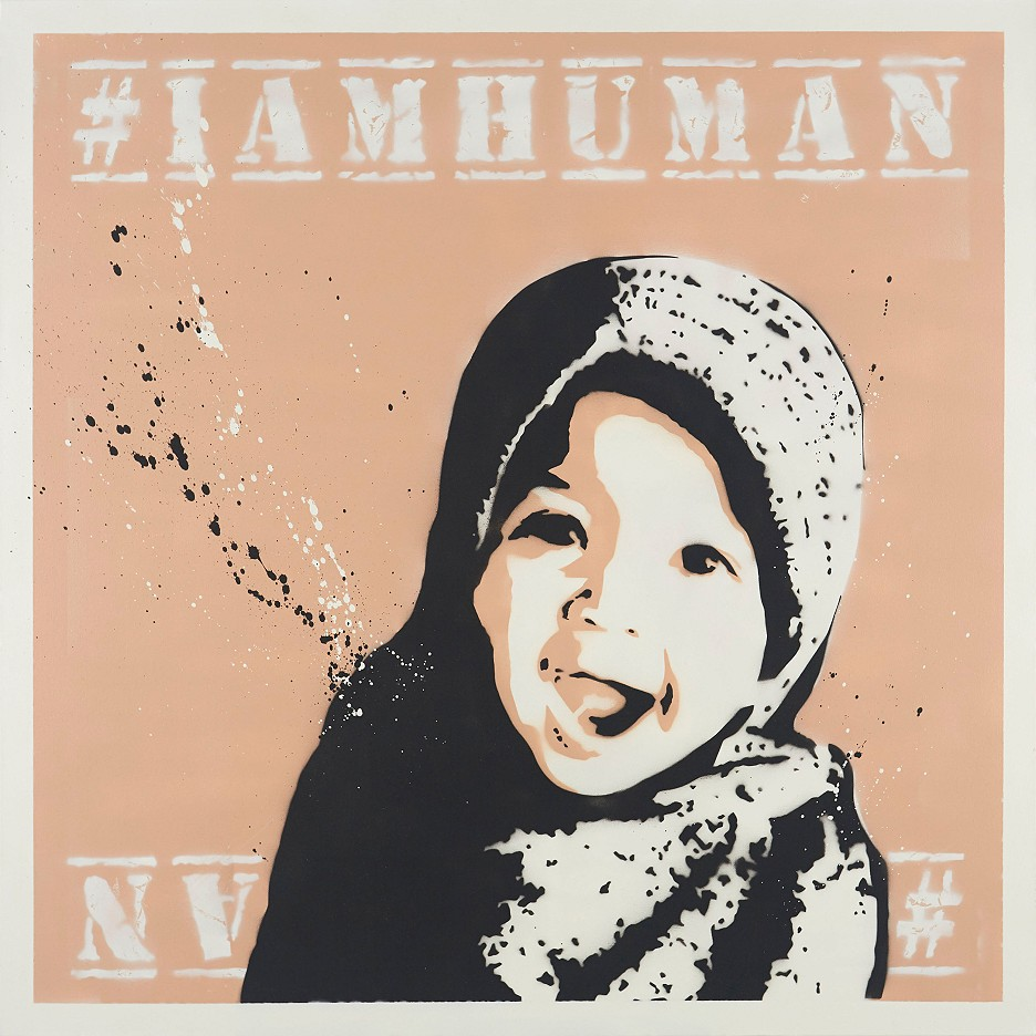 #iamhuman - my name is saida