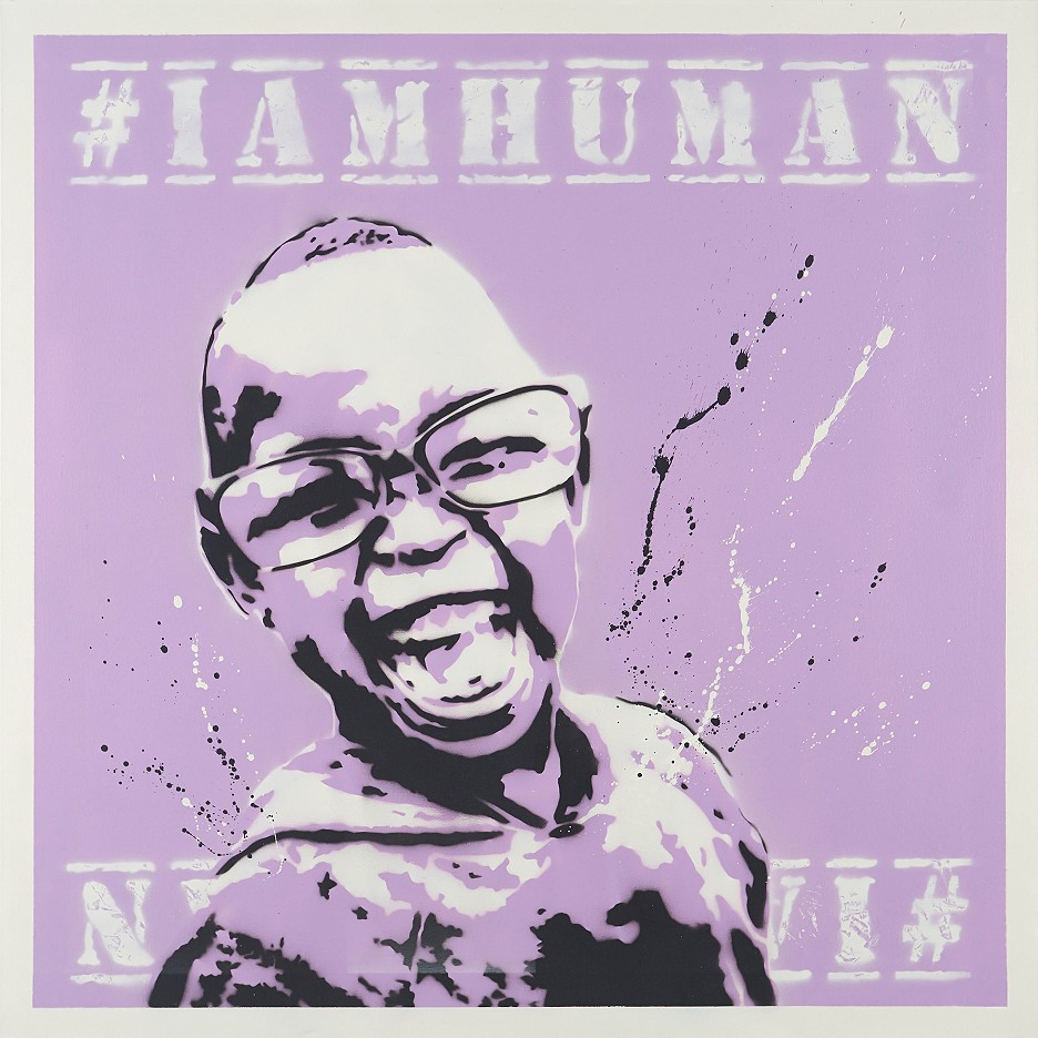 #iamhuman - my name is nasirian