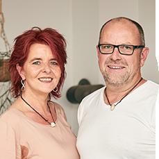 Rolf Nagel und Sandra Bell