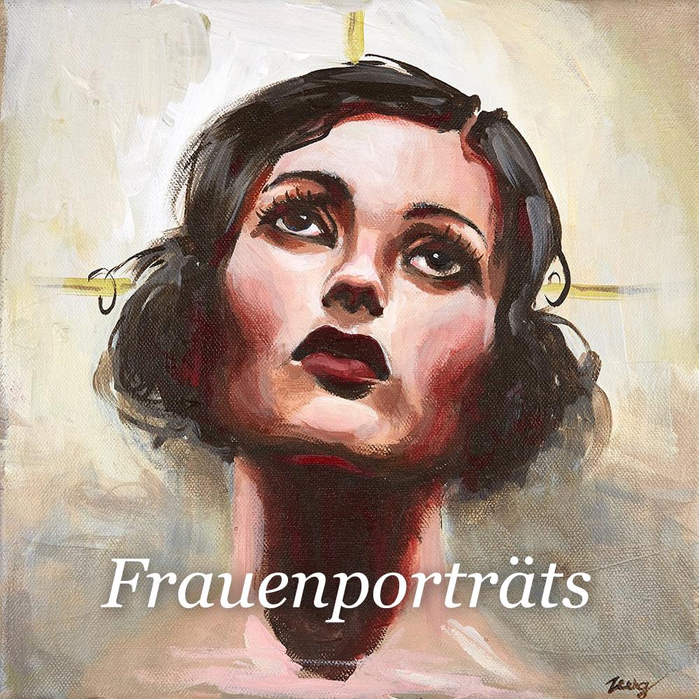 Frauenporträts