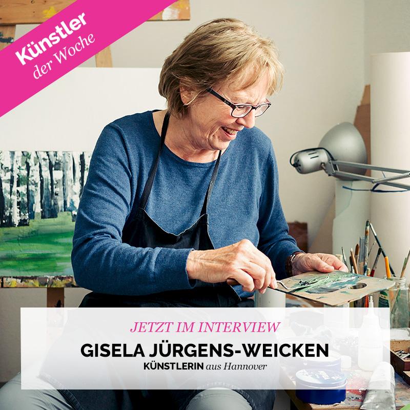 Gisela Jürgens-Weicken